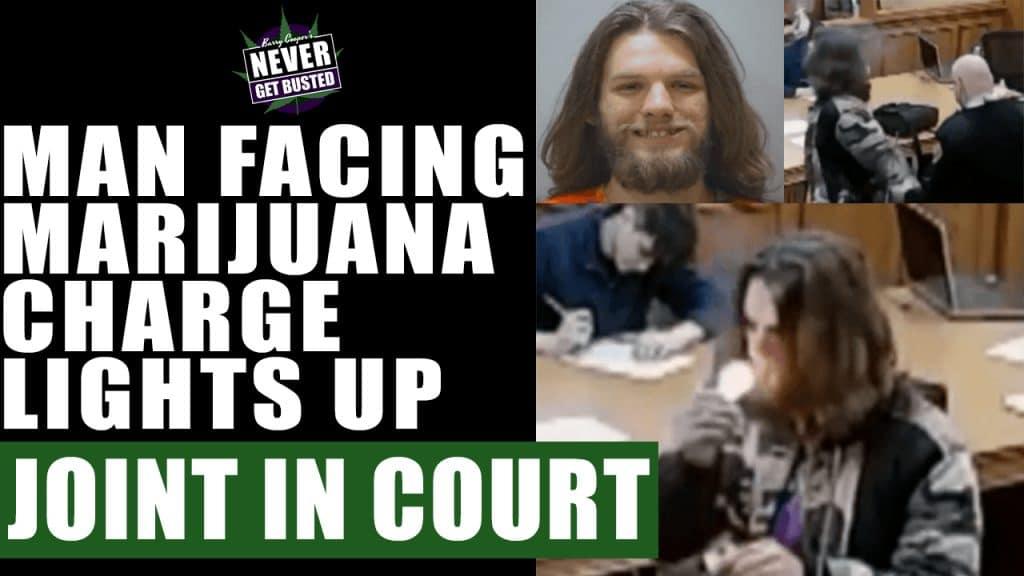 man facing marijuana charge